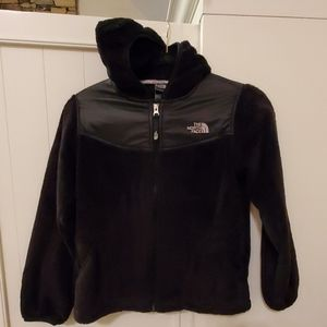 Girls - The North Face Black Jacket
